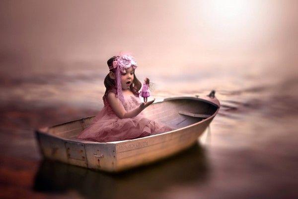 Moeder maakt adem- benemende foto serie van gehandicapte dochter - Famme.nl