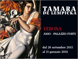 Tamara de lempicka verona 15/11/2015
