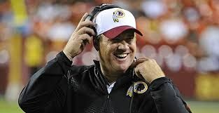 Jay Gruden jokingly jabs back at the media
