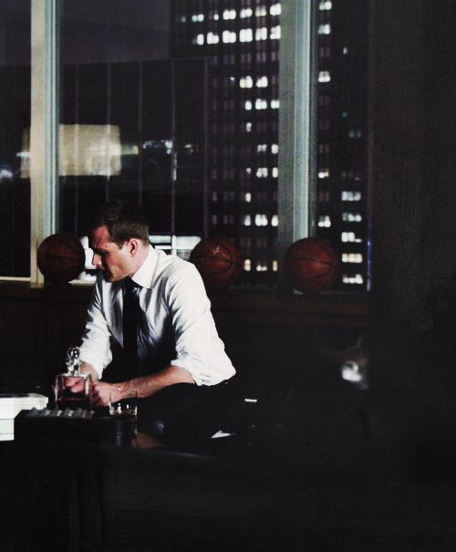 Harvey Specter (Gabriel Macht) / 'Suits'