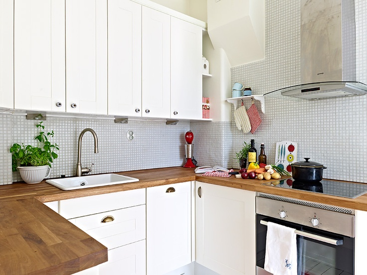 Scandinavian Kitchen Easu Diy Counter Tops Wood Kitchen Pinterest K K Design Och Inspiration