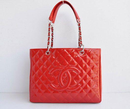 Sac Chanel rouge