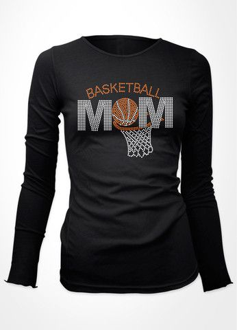 Basketball MOM I think I would like this a little better if the MOM was not that large
