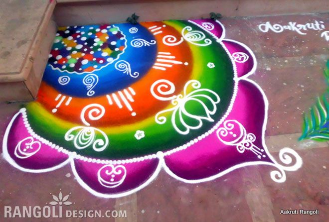 See the colour contras so beautifully done.....!