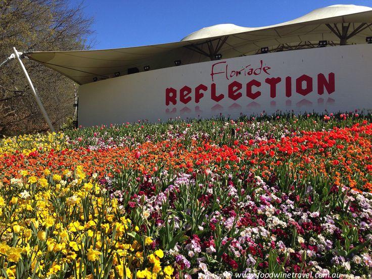 Floriade Canberra, Reflection theme