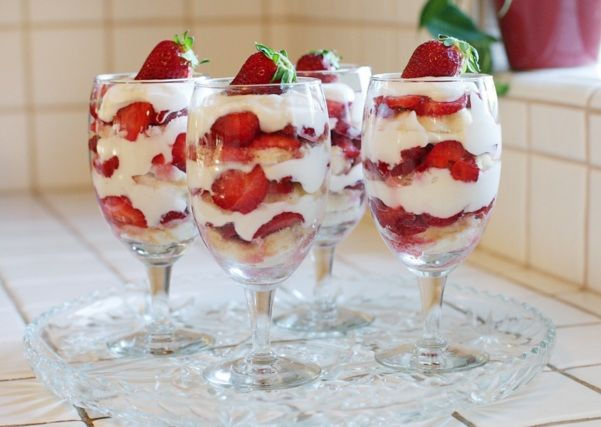 Quick And Easy Desserts For Family Reunions