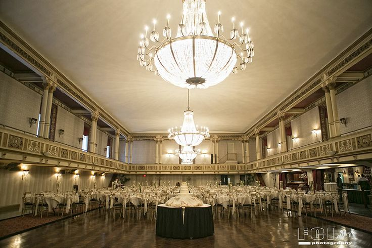 Banquet Halls In Buffalo New York : Statler city llc delaware avenue buffalo ny