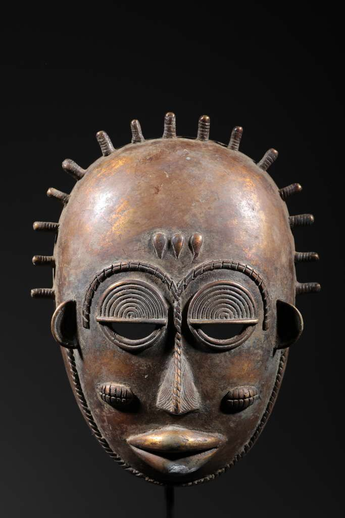 traditional african masks history