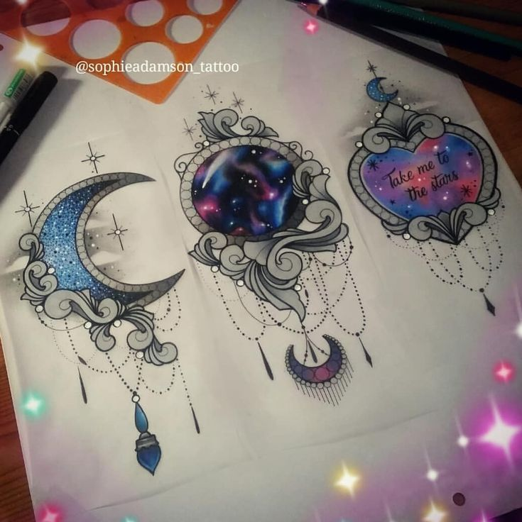 Id love to tattoo these! 😊 See me at The Projec…