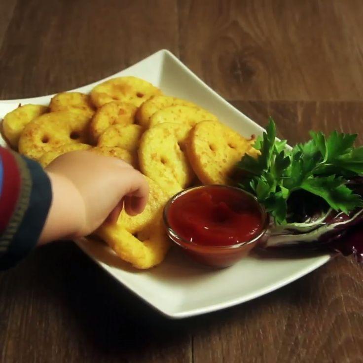 Kartoffel-Smilies   – Fingerfood – Ideen & Rezepte