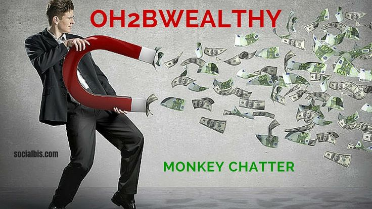 Peter Wheaton...Controlling #MONKEY CHATTER...Oh2bwealthy...(Day 12)