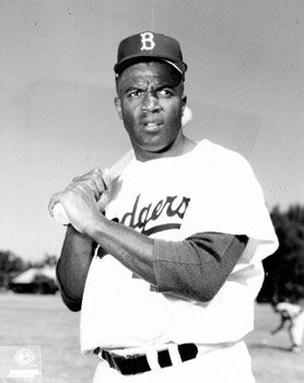 vintage pictures of african americans | chose my famous American, Jackie Robinson, because he is very ...