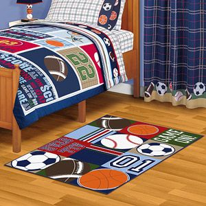 Mainstays All Stars Nylon Rectangle Rug 39 Quot X 40 Quot Room