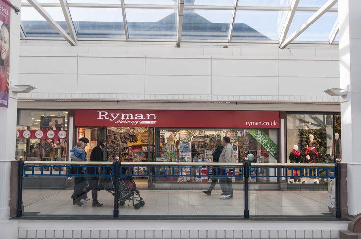 Ryman's in Pride Hill 2014