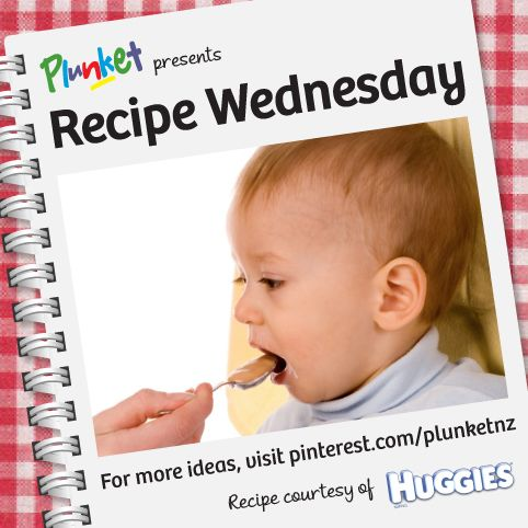 This delicious Cheesy Lentil Puree would make a great meal for a baby  (9months+) and can also be served as a side dish for your toddler. #recipewednesday