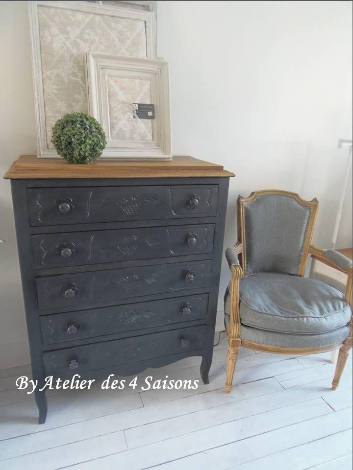 451 best meubles vintage industrielle campagne maison de famille images on pinterest - Maison de famille meubles ...