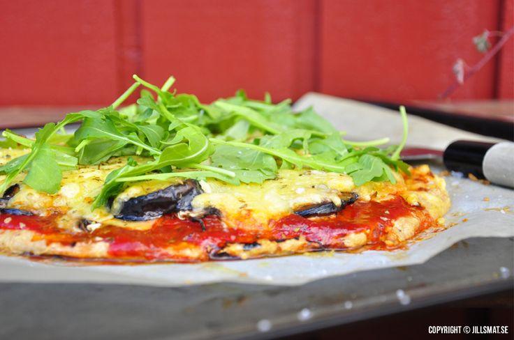 Glutenfri pizza hemgjord tomatsås - Powered by @ultimaterecipe