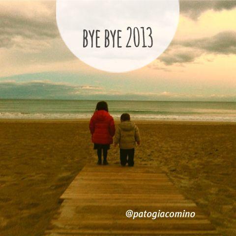 """#IDEAGENES 83 - """" BYE BYE 2013 """" #cita #quote #Concepto Imaginaxión #ComunicacionVisual ( IDEAS EN IMÁGENES ) BY @PATO GIACOMINO"""