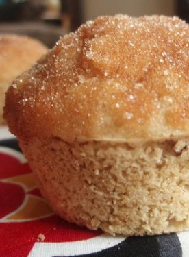 Gluten Free Oatmeal Spice Muffins... these are yummy and frugal!