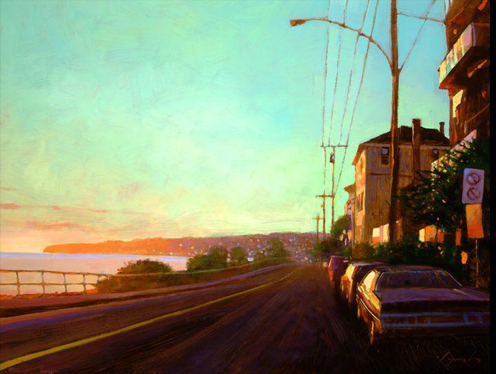 - 'Sunset Drive'   White Rock, BC