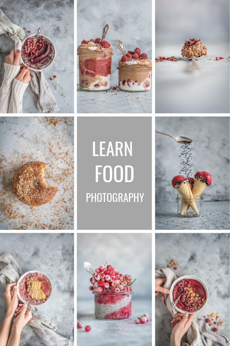 Free 21 Food Photography Cheat Sheets Food Photography