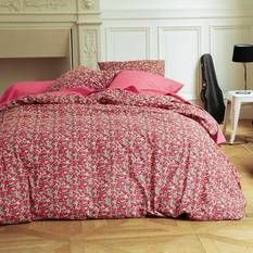1000 ideas about housse de couette rouge on pinterest. Black Bedroom Furniture Sets. Home Design Ideas