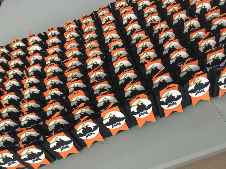 Halloween Treat Bags Using The Stampin Up Gift Bag Punch Board Owl