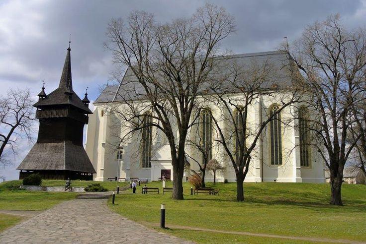 eformátus templom harangtoronnyal - Nyírbátor - Alföld - Hungary  fotó This is Christian Hungary