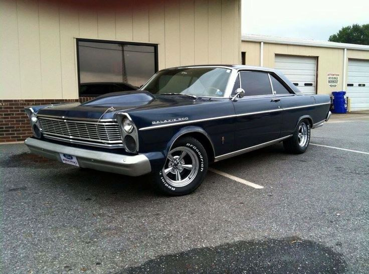65 galaxie 65 66 ford galaxie pinterest. Black Bedroom Furniture Sets. Home Design Ideas
