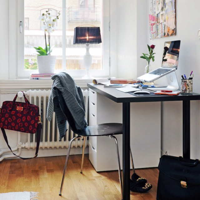 Desk Organization Office Workspaces Small Spaces
