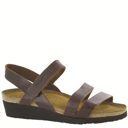 Naot Kayla Buffalo Leather Strappy Sandal Women's sizes NEW!