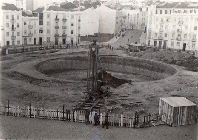 Mercado de Arroios, Lisboa, 1939