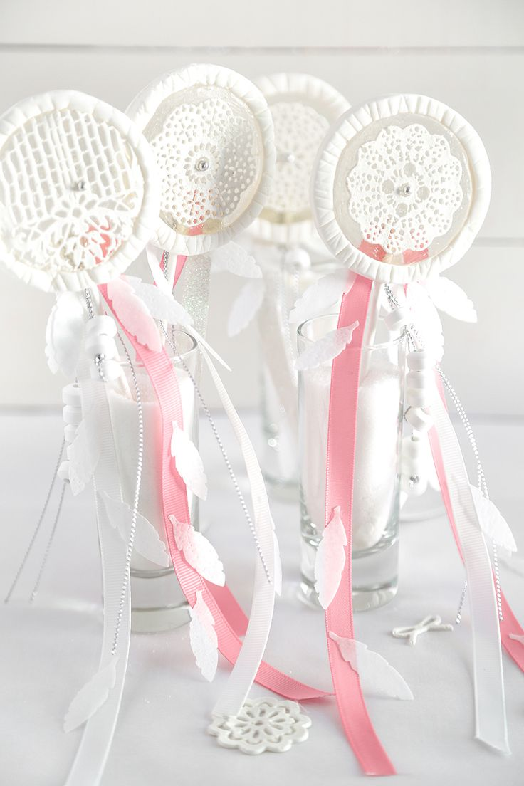 Dream Catcher Lollipops | Sprinkle Bakes