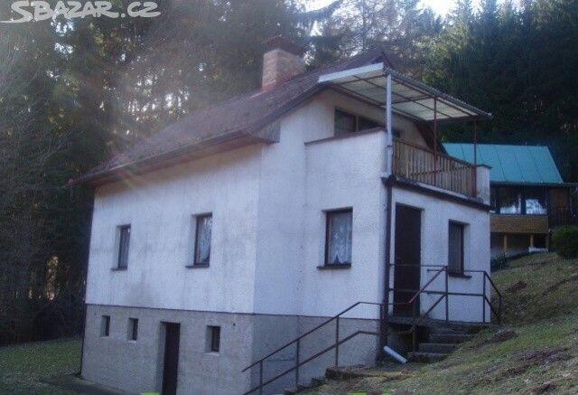Chata 3+1 k pronájmu , včetně vybavení,pozemek - obrázek číslo 1