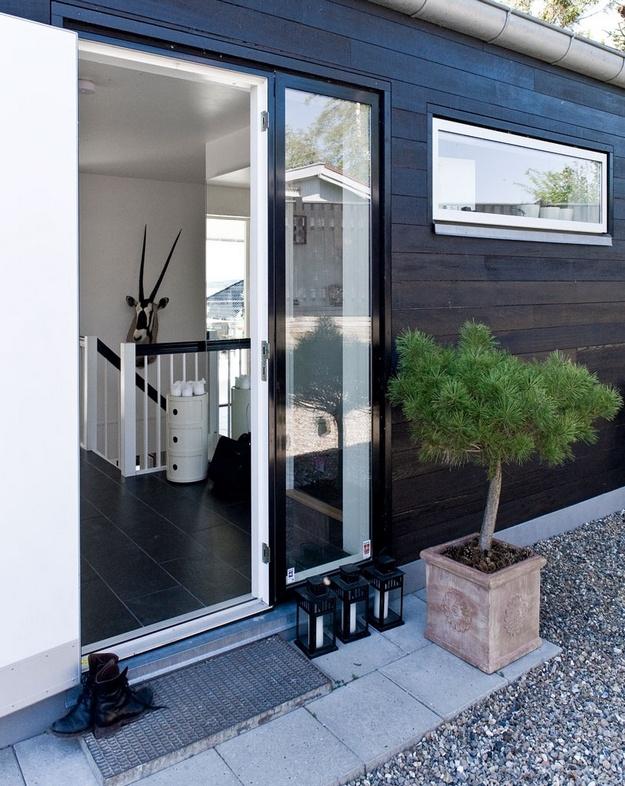 The black house in Denmark