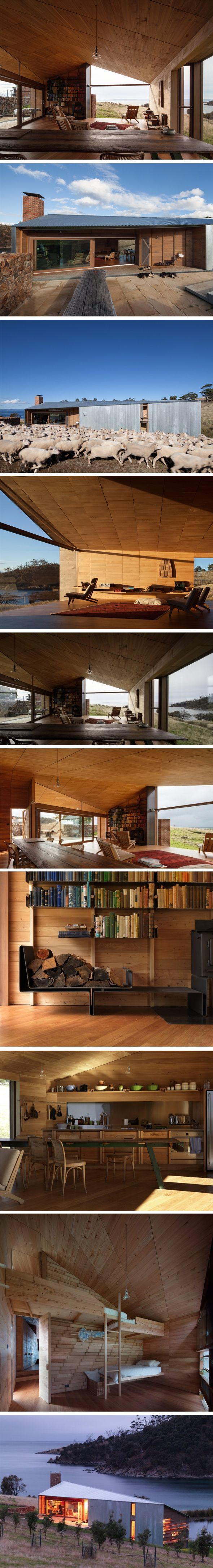 Shearers Quarters par John Wardle Architects - Journal du Design 2