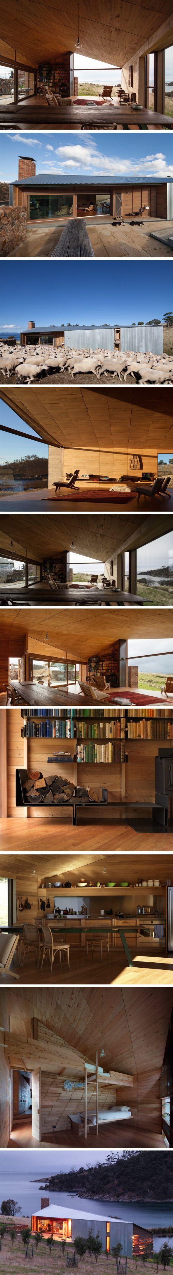 Shearers Quarters par John Wardle Architects - Journal du Design 2
