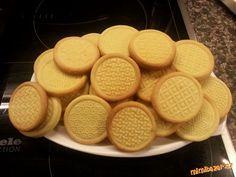 ** Máslové sušenky ** vynikající*