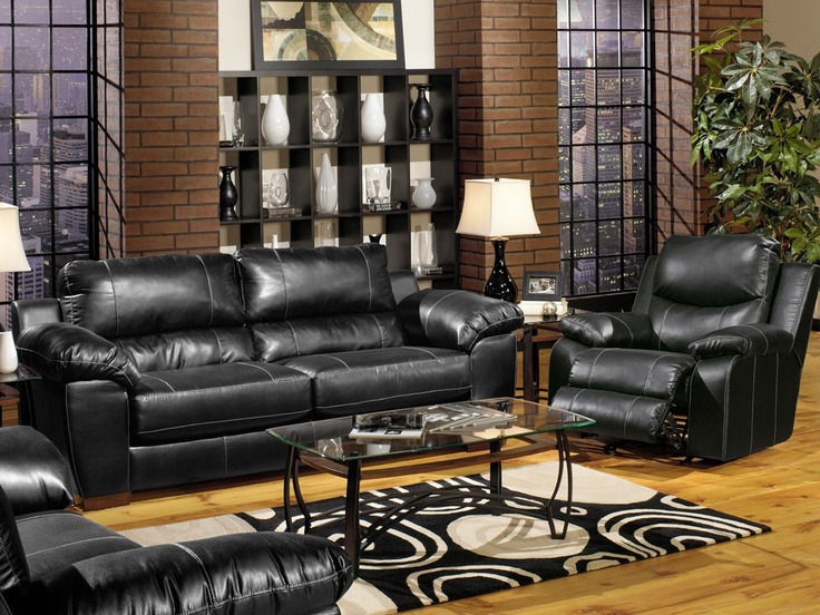 sofa and loveseat set sofas bonded leather home furnishings modern