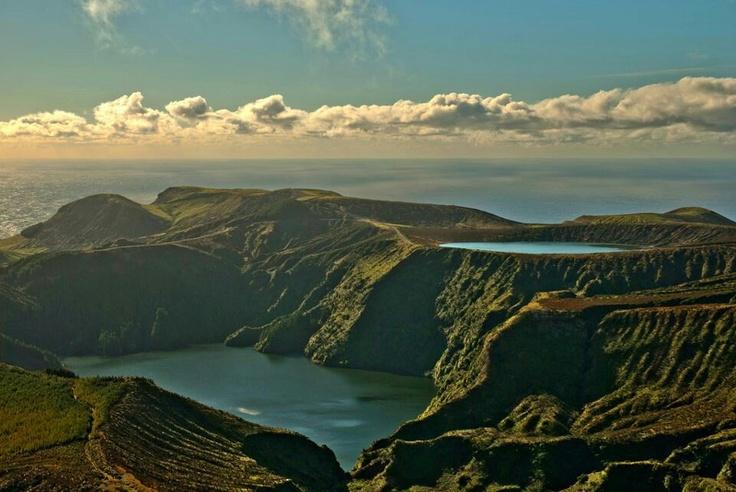 Lagoa Funda e Lagoa Rasa, Ilha das Flores | Graca Quaresma
