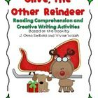 One of my favorite holiday stories, Olive the Other Reindeer by J. Otto Seibold and Vivian Walsh is just an adorable, funny story and is perfect fo...