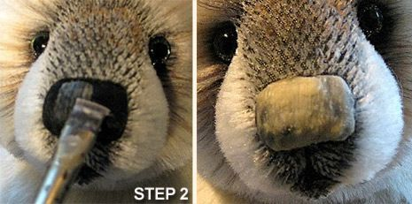 mohair artist teddy bear tutorials - Google Search