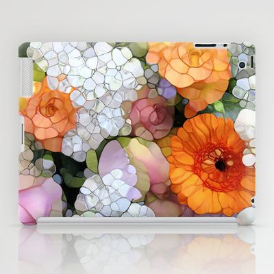 Joy is not in things, it is in us iPad case. I want! Too bad it doesnt come in a 1st generation size :(