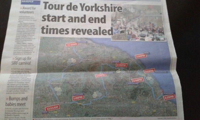 Tour de Yorkshire 2016