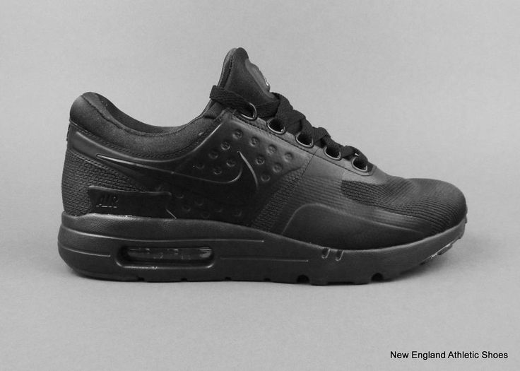 Nike men's Air Max Zero Essential running shoes sneakers trainers Black