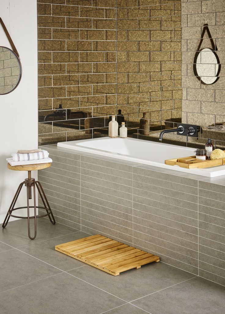 Antique Mirror Copper tiles from Original Style's Glassworks range - the no.1 choice for interior designers and everyone who is fond of the latest metallic craze. The ultimate wow! factor, adds instant glamour to any room. Bring on the bling!