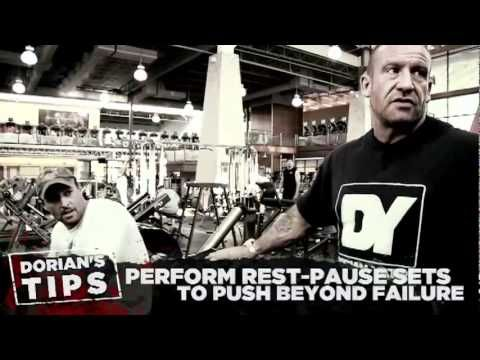 Bodybuilding.com: Dorian Yates' Blood & Guts Trainer: Legs - PART 2
