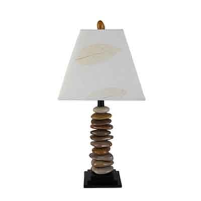 50 best balancing stones images on pinterest stone art for River rock lamp