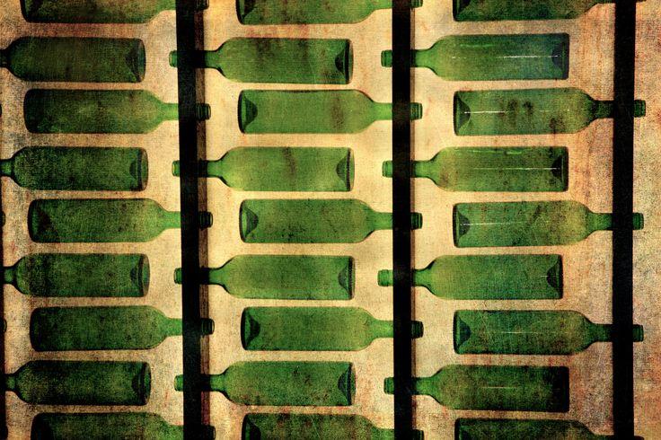 Green bottles - null