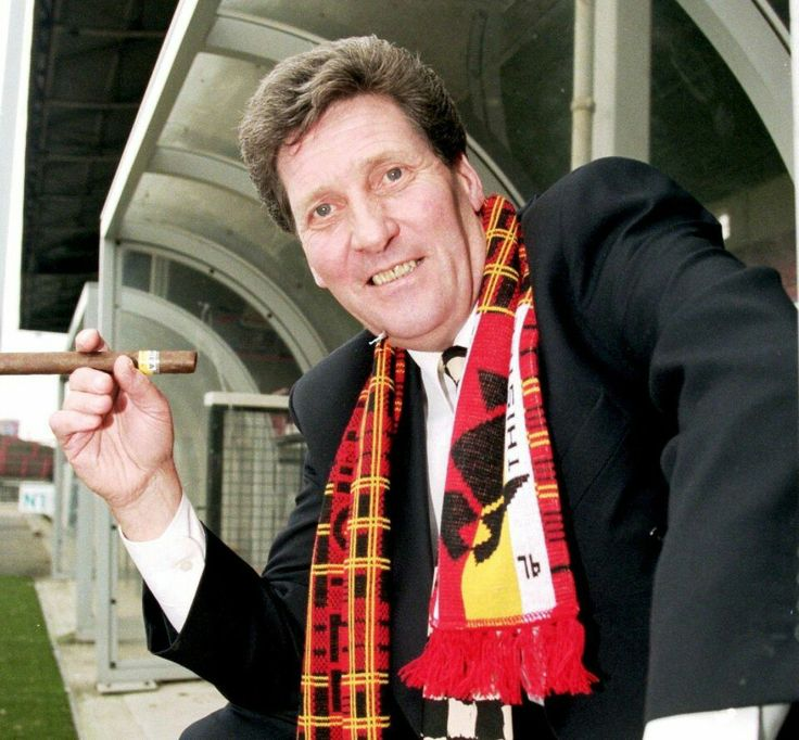 I've freed every player except Alan Archibald & Kenny Arthur - they're the only ones who aren't cunts. (John Lambie)